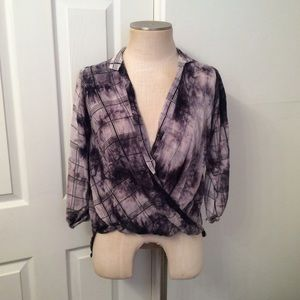 HEM & THREAD blouse.